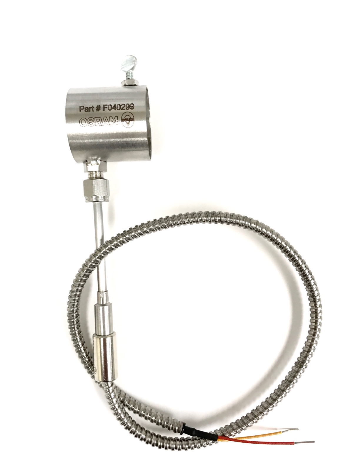 040299 TUTCO SUREHEAT Hot Air Heater Serpentine VI Thermocouple Holder