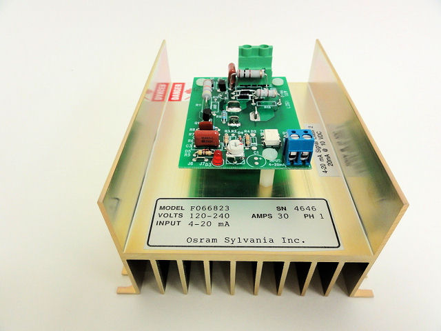 072765 TUTCO SUREHEAT Closed-Loop Power Controller for F074736 and F077085