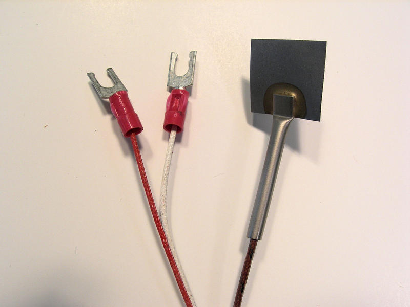 Thermocouple-type J, 24 In Length Fiberglass Leads 14941a