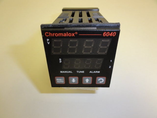 Chromalox Temperature Controller 6040-RR0000 (FORMERLY Obsolete 1603-11030 Pcn 306253)