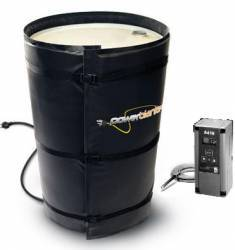 Drum Heater 15 Gallon Insulated PRO Adjusts up to 160°F Temperature BH15-PRO