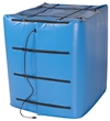 Def Tote Heater-full Wrap Model Th330dg 330 Gallon Size With Adjustable Thermostat Controller