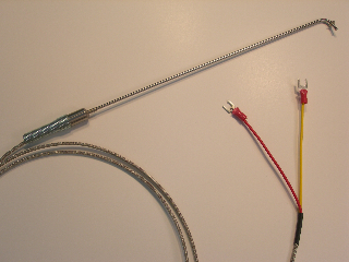 Thermocouple M0913-j-s-g-8-72-spl