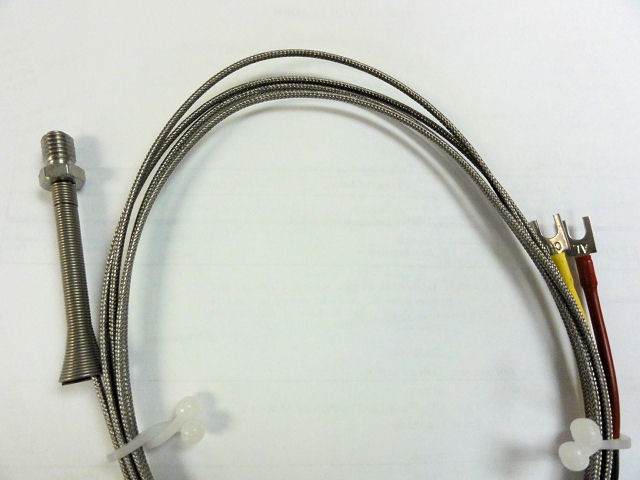 K Thermocouple Nozzle M8 By 1 Thread 72