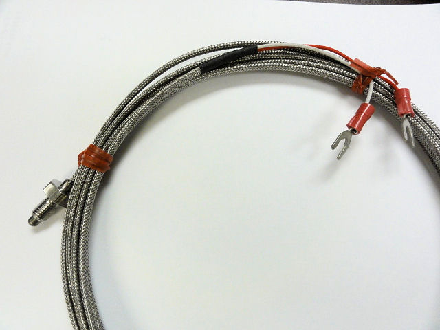 Thermocouple Type J 5238627-12