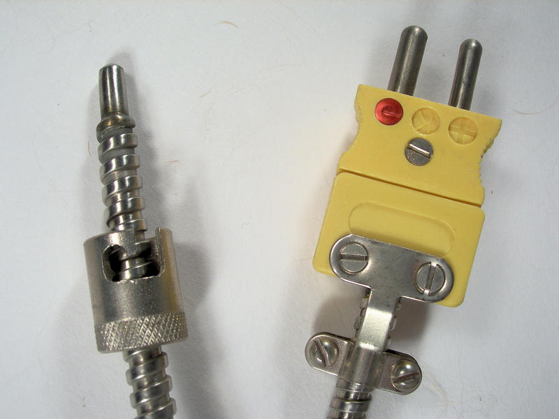 K-type Thermocouple 15584-120 Inch