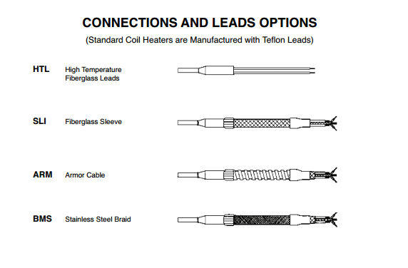 Connections and Lead options