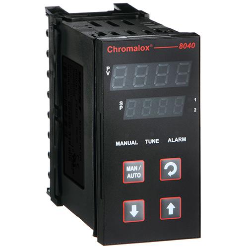Chromalox Temperature Controller 8040-R00000 PCN 314544
